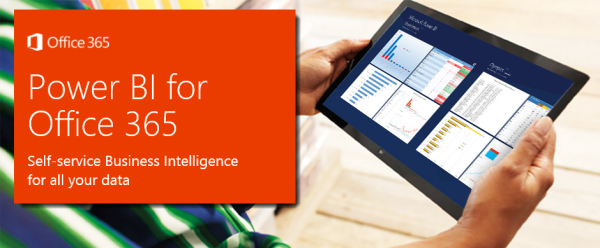 Power BI for Office 365 from Atidan