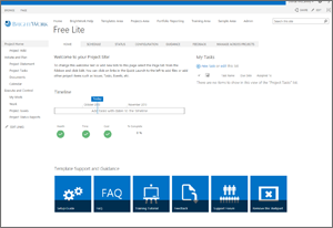 Free SharePoint Project Management Templates Extend OutoftheBox - Sharepoint templates free