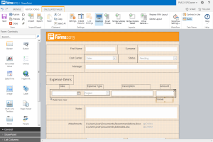 Nintex Forms for SharePoint from Atidan