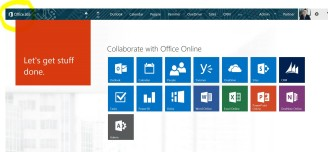 Office 365 Home Page Atidan