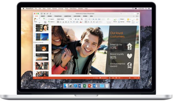 Microsoft Office Mac 2016 - Atidan